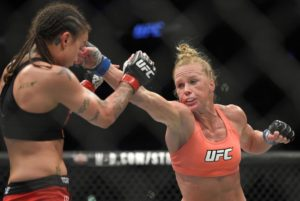 Holly Holm vs Raquel Pennington