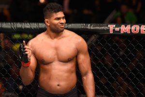 Alistair Overeem and Jairzinho Rozenstruik