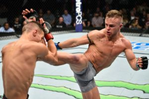 Song Yadong and Cody Stamann