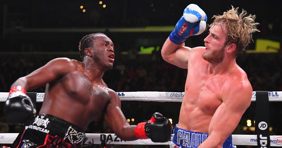 KSI vs Logan Paul 2 does 216k buys on PPV - KSI