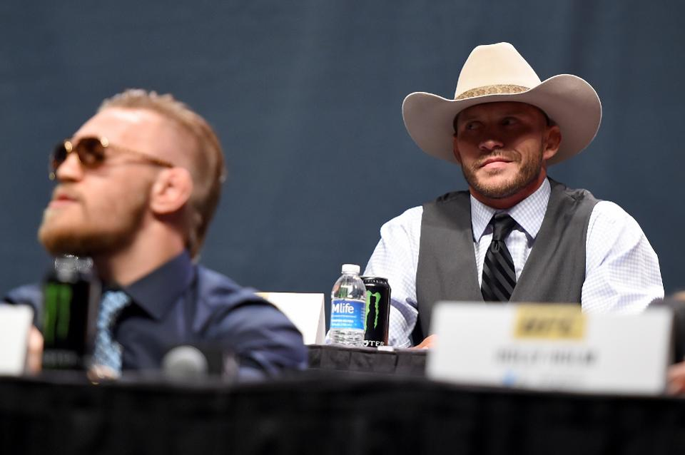 Watch: Donald Cerrone talks about 'relaxed intensity' in the lead up to Conor McGregor superfight - McGregor
