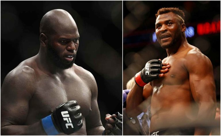 Francis Ngannou to fight Jairzinho Rozenstruik at UFC Fight Night in March - Ngannou