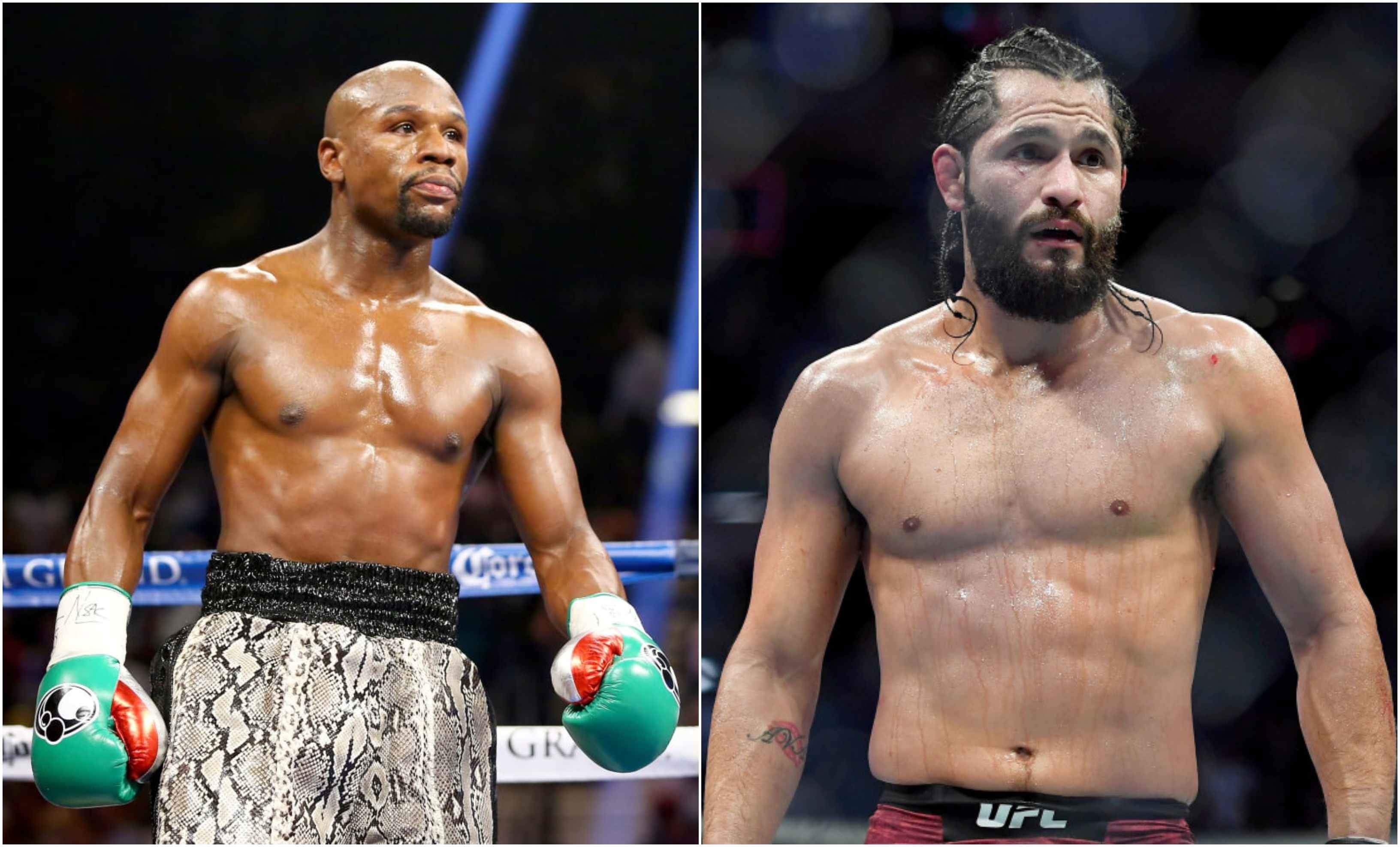 Jorge Masvidal gunning for a fight with Floyd Mayweather - Masvidal