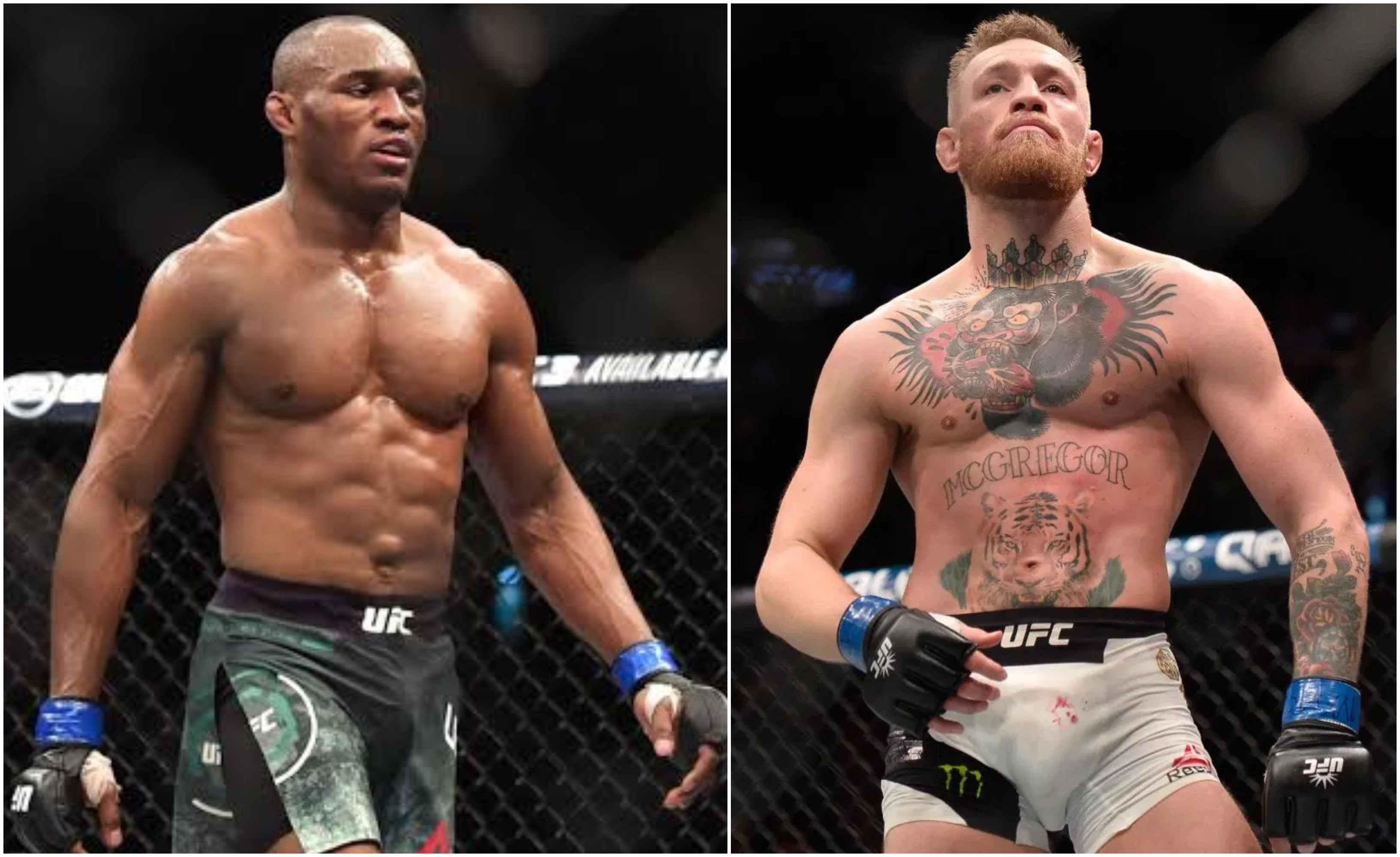 Kamaru Usman responds to McGregor's 170 title aspirations: 'Sit down little man' - McGregor