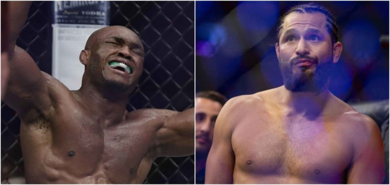 Watch: Jorge Masvidal uses Kamaru Usman's own words against him in clever Youtube diss