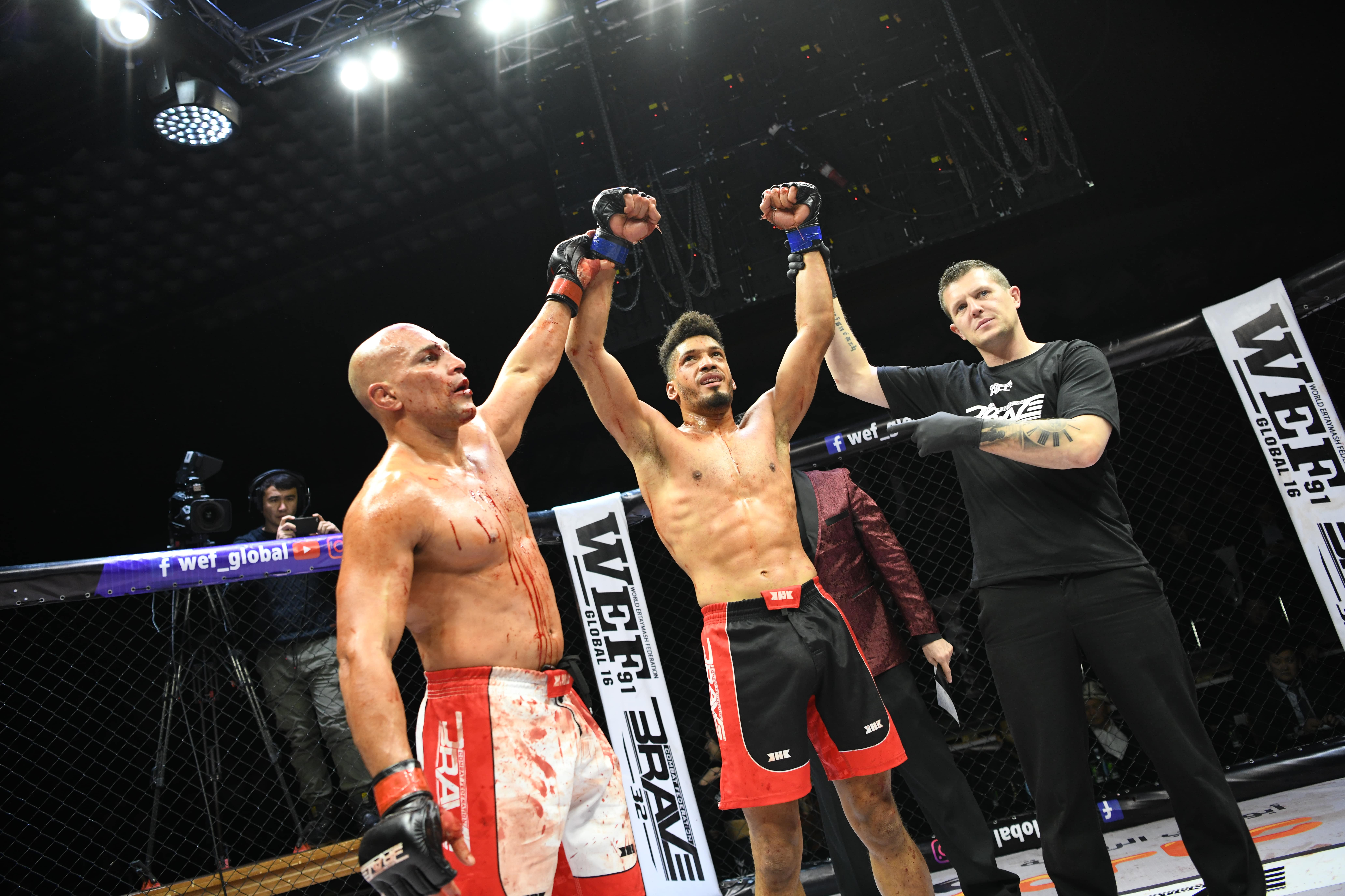 Booth dominates Hassan at sold-out BRAVE CF 32, calls out champ Al-Selawe -
