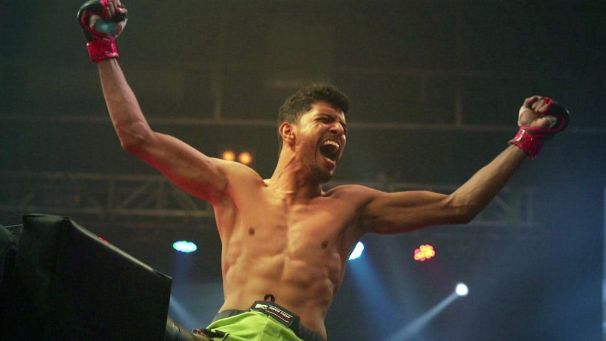 Friday Fighter of the Week: Sumeet Khade - Indian Combat League