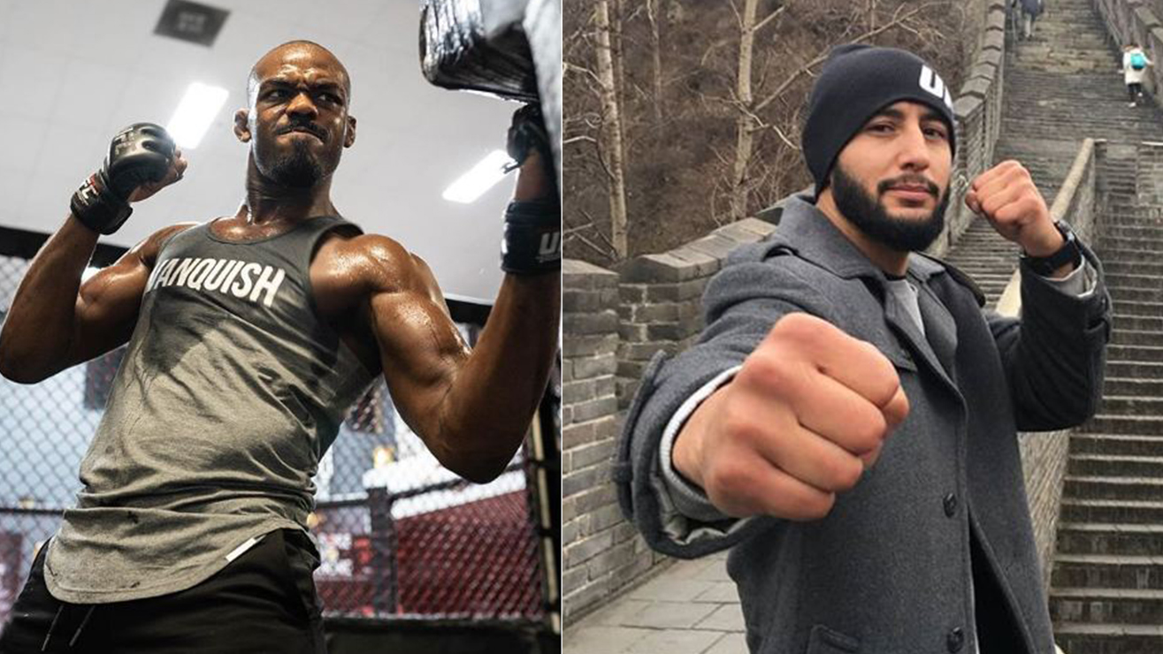Jon Jones trolls 'athlete' Dominick Reyes and tells him to have no excuses after UFC 247 - Jon