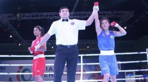 Mary Kom defeats Nikhat Zareen to book Tokyo 2020 berth - and refuses to shake hands after the fight! - Mary