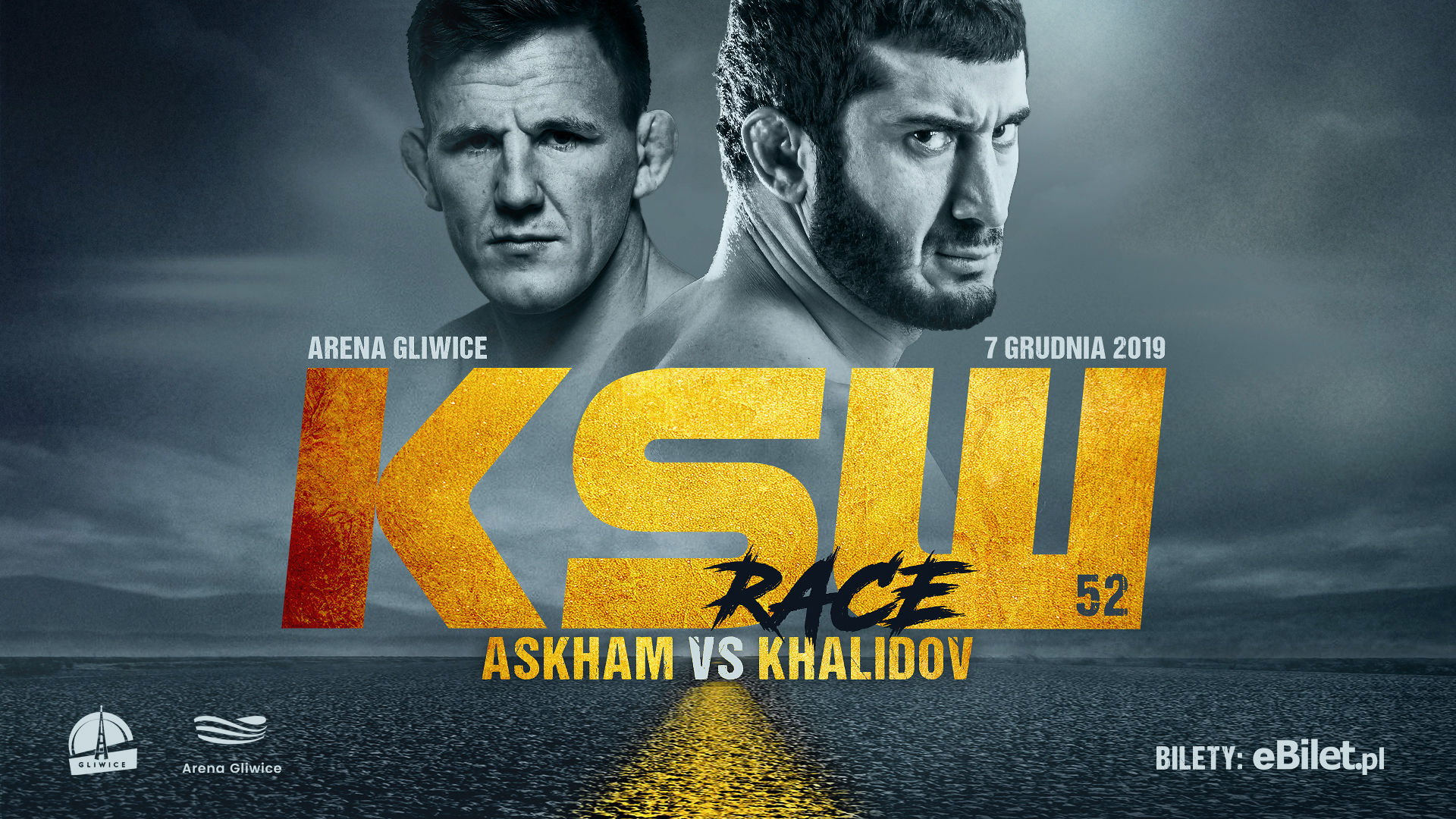 KSW 52 Weigh-In Results & Final Fight Card -