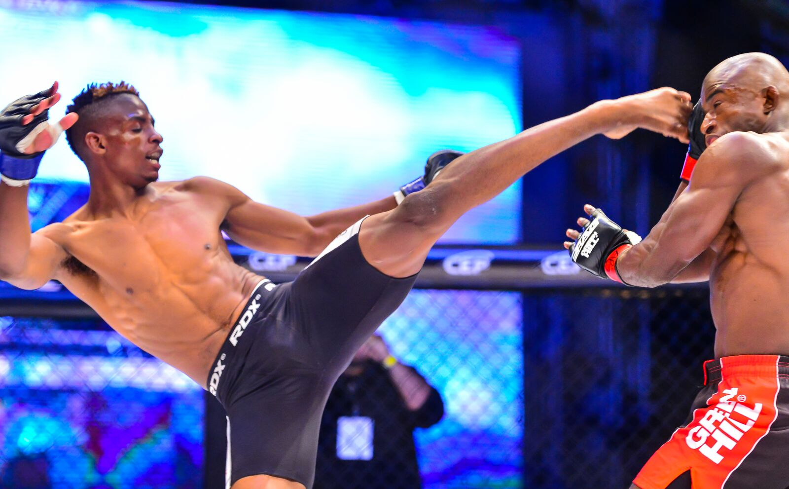 BRAVE CF 31: Ndebele out to prove he's still the future of MMA in South Africa - BRAVE CF 31