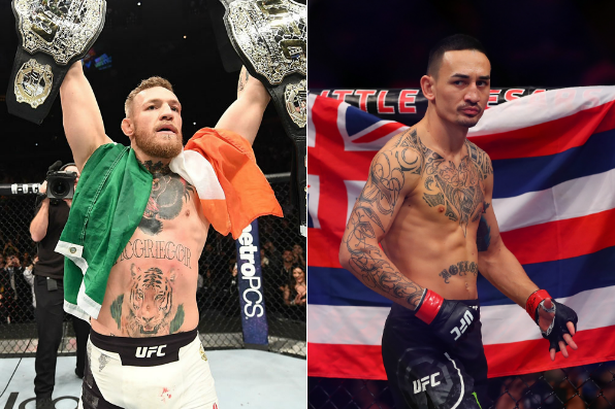 Max Holloway sends good vibes to Conor McGregor and says they might 'run into' each other again - Max