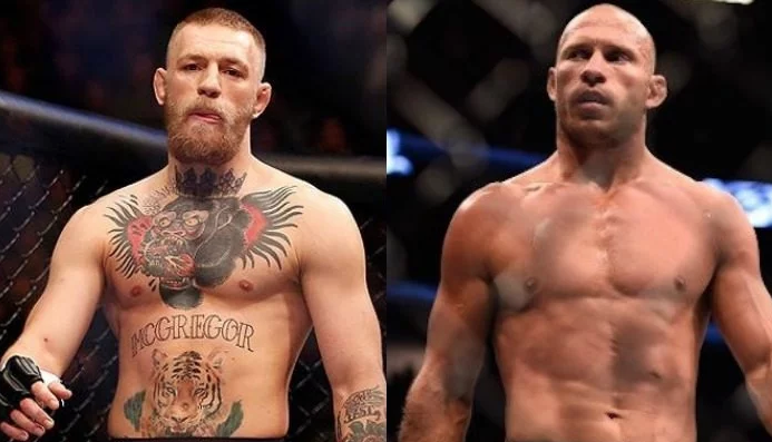 Here's why Conor McGregor wanted to fight Donald Cerrone at Welterweight - McGregor