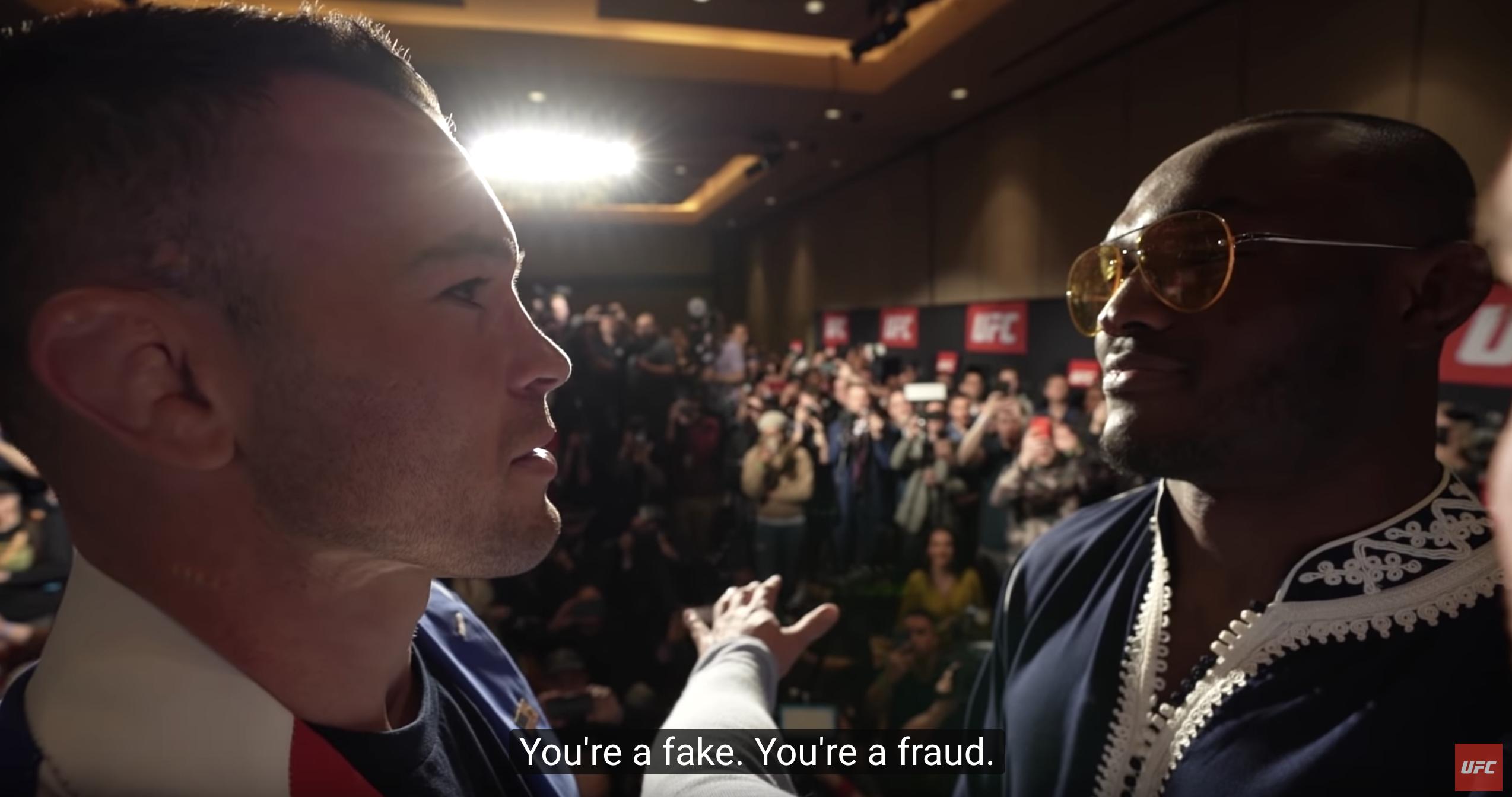 Kamaru Usman Colby Covington UFC 245 Embedded Episode 5
