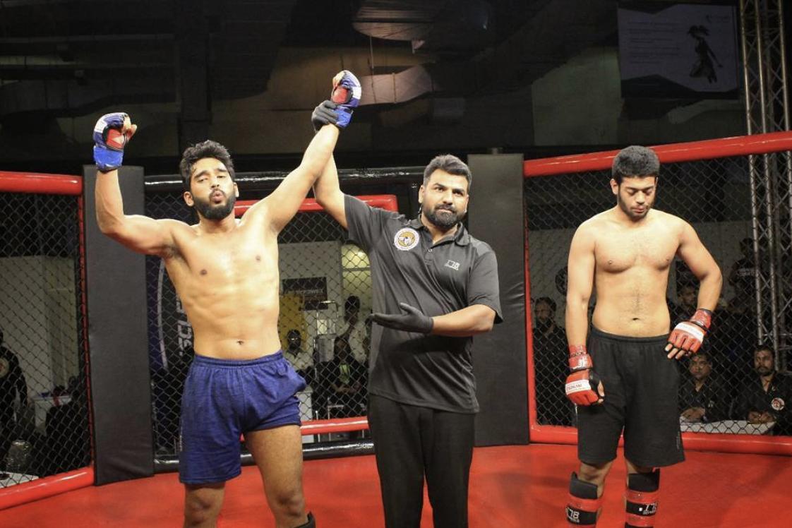 Friday Fighter of the Week: Anshul Jubli - Jubli