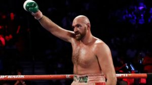Tyson Fury saved a man from taking his own life! - Tyson Fury