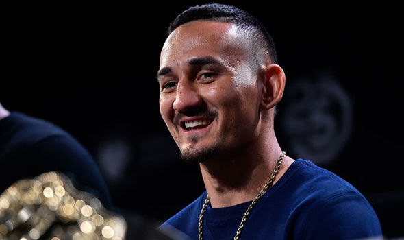 Max Holloway reveals he will be suing someone after his UFC 226 health debacle - Max