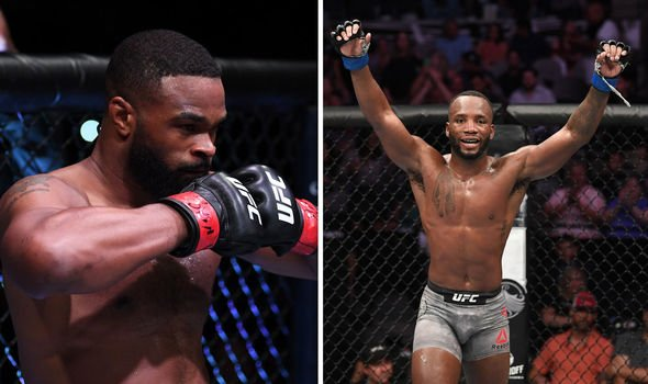 Tyron Woodley accepts Leon Edwards' call out; tells UFC to book the fight at UFC London! - Tyron