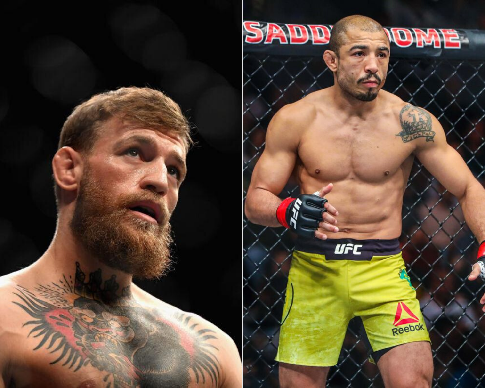 Here is why Conor McGregor feels Jose Aldo is cutting down to Bantamweight! - Jose Aldo