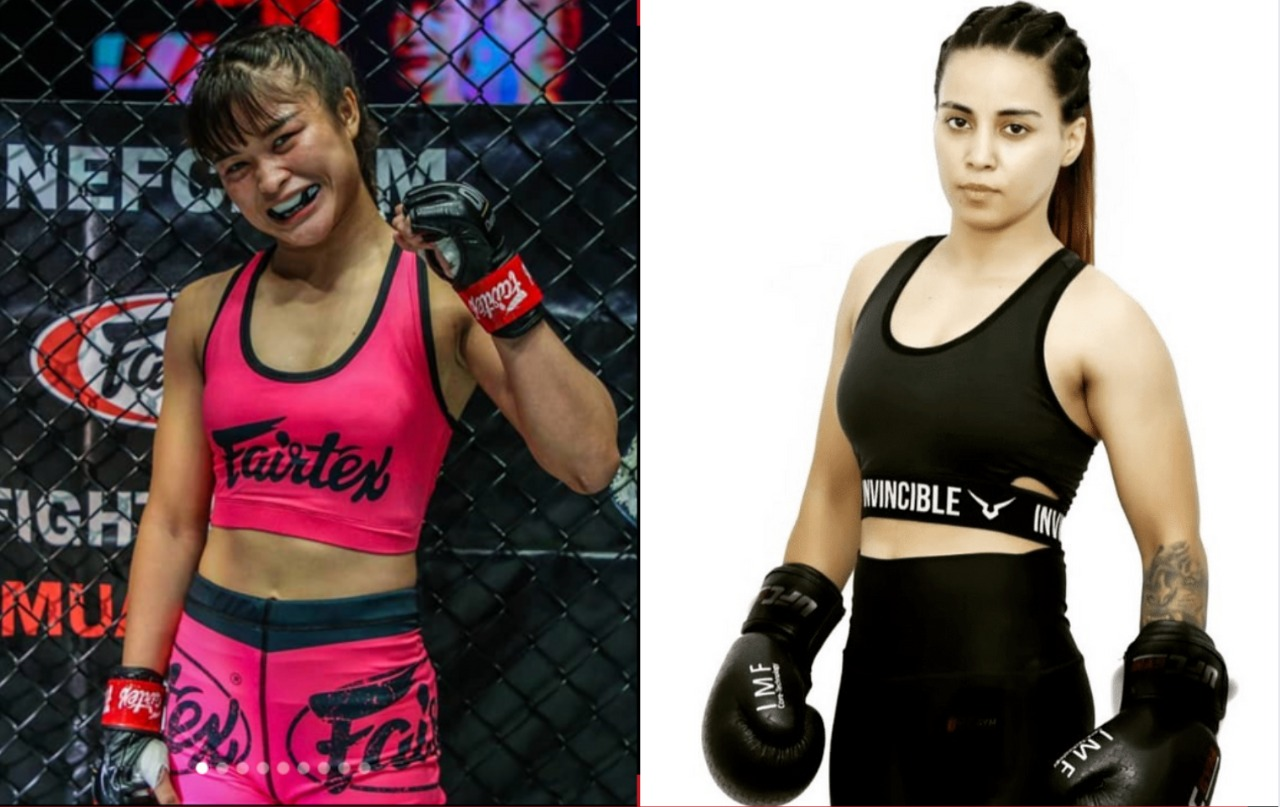 Puja Tomar to fight ONE Atomweight Kickboxing and Muay Thai World Champion Stamp Fairtex on Jan 10 - Puja