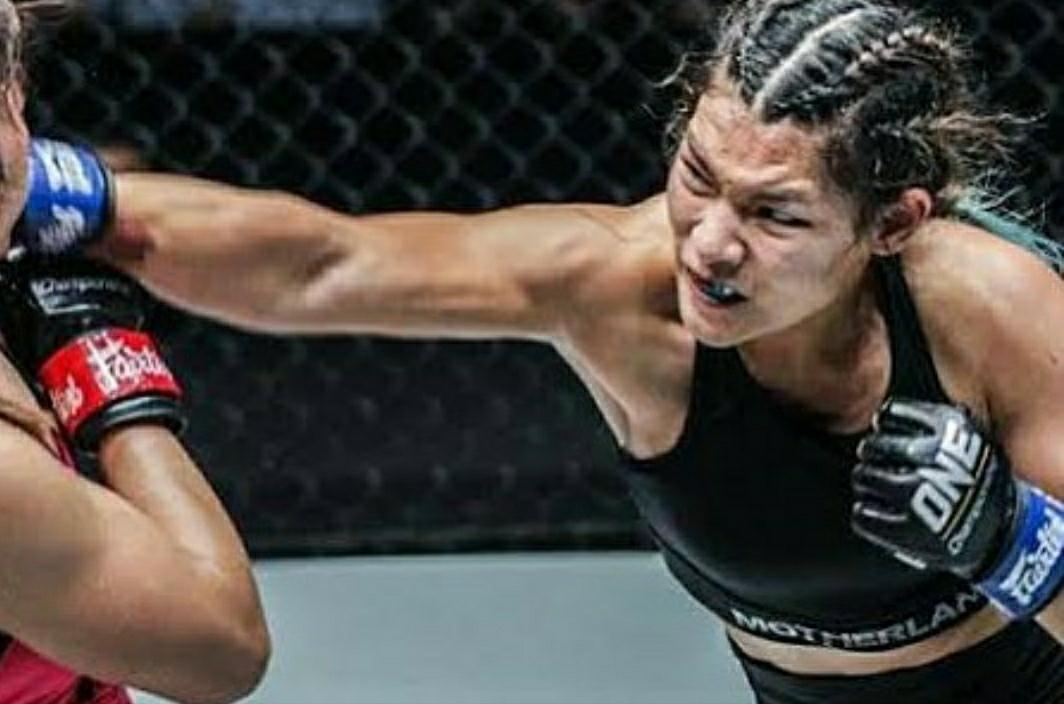 Friday Fighter of the Week: Asha Roka - Asha Roka