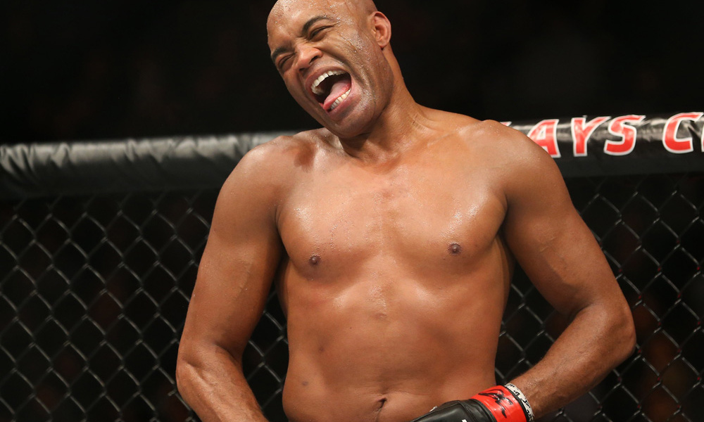 Anderson Silva does not regret his past drug test suspension - Silva