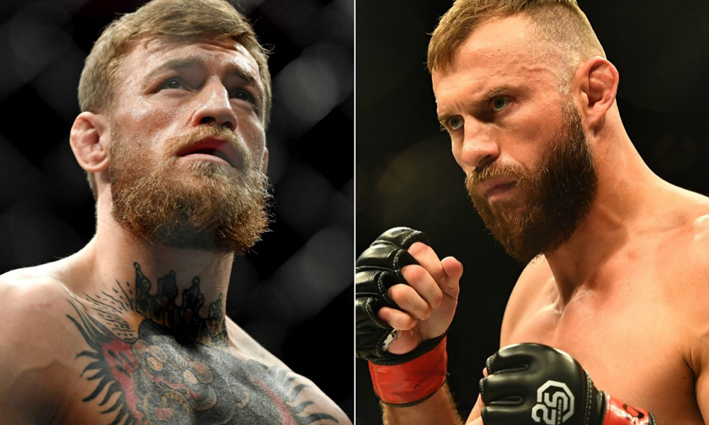 Donald Cerrone refuses to trash talk Conor McGregor, claims he's 'honoured' to fight him - McGregor