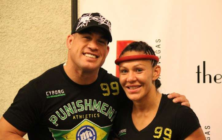 Tito Ortiz explains why he isn't involved with Cris Cyborg's management - Tito