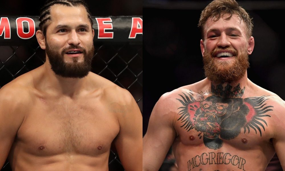 Jorge Masvidal promises a 'little extra baptism' for Conor McGregor if they fight - Jorge
