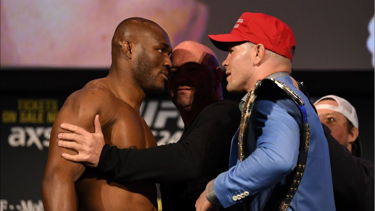 UFC 245: Live streaming, where to watch, full card, start time (IST) - UFC