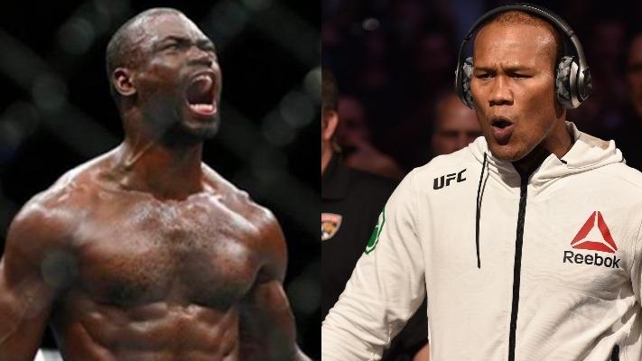 Jacare Souza vs Uriah Hall booked for UFC 249 - Hall