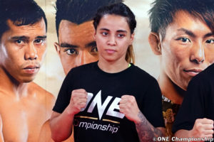 Puja Tomar vs Stamp Fairtex