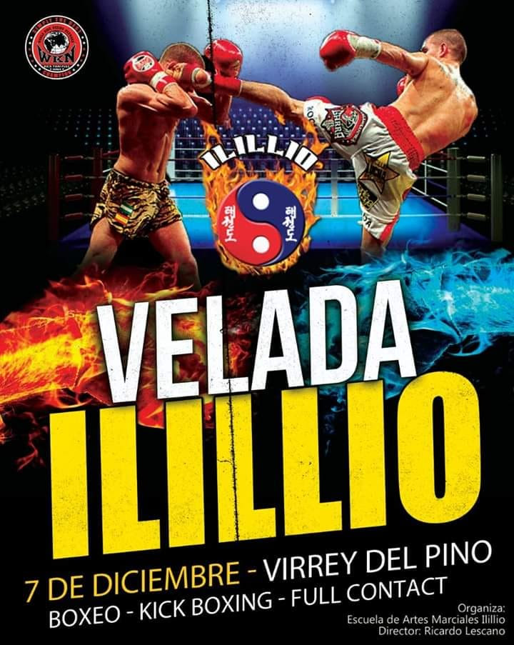 World Kickboxing Network hits France and Argentina in one day, Saturday December 7 -