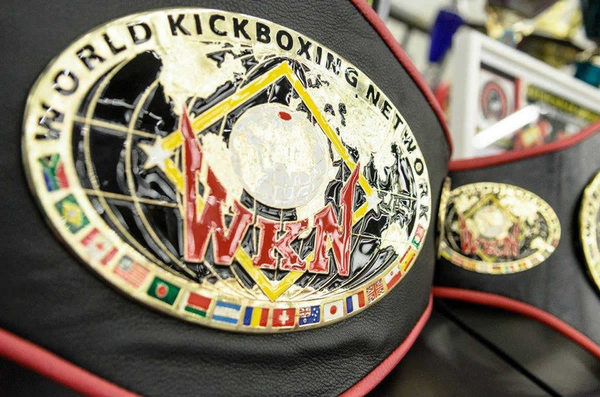World Kickboxing Network Christmas Greetings - Kickboxing