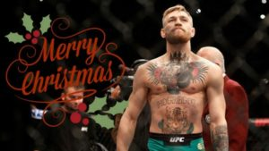 The MMA world wishes everyone a very, merry Christmas on twitter! - MMA