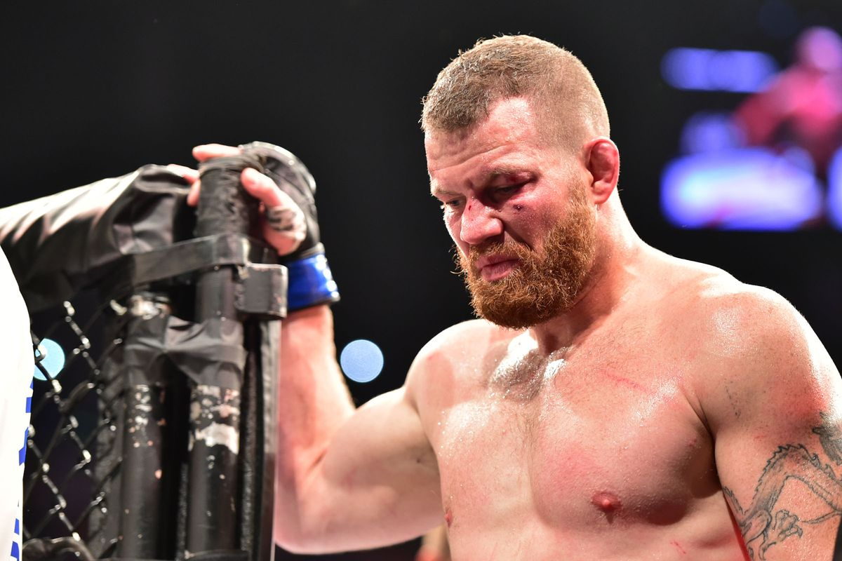 Nate Marquardt to make UFC comeback after epiphany - Nate