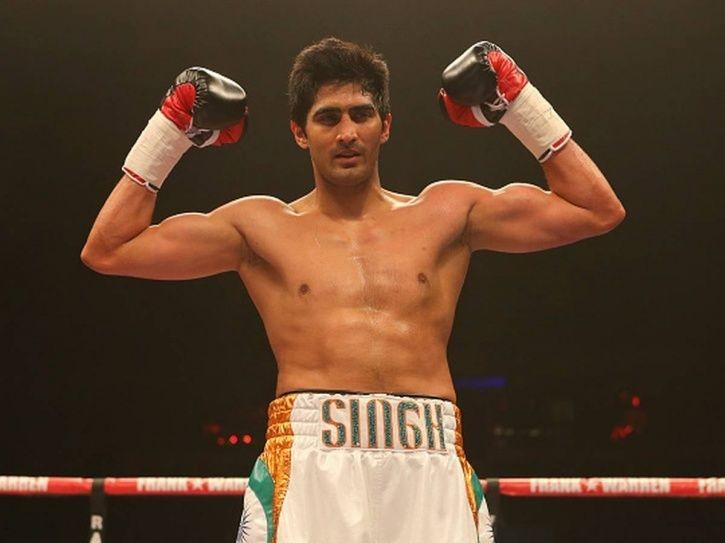 Vijender Singh wants to represent India in Tokyo 2020 - but here's the problem! - vijender