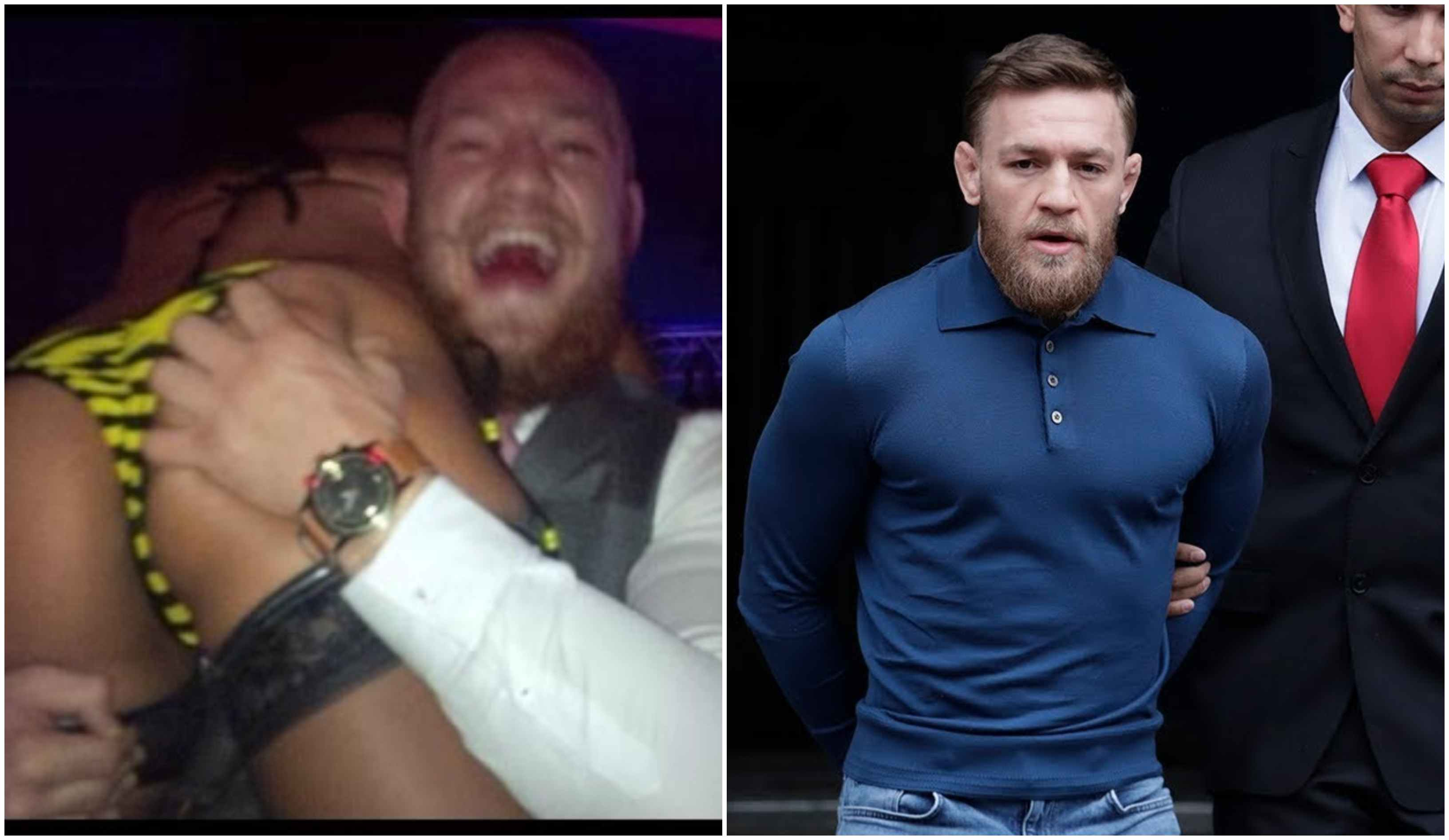 Conor McGregor responds to sexual assault allegations ahead of UFC 246 - Conor McGregor