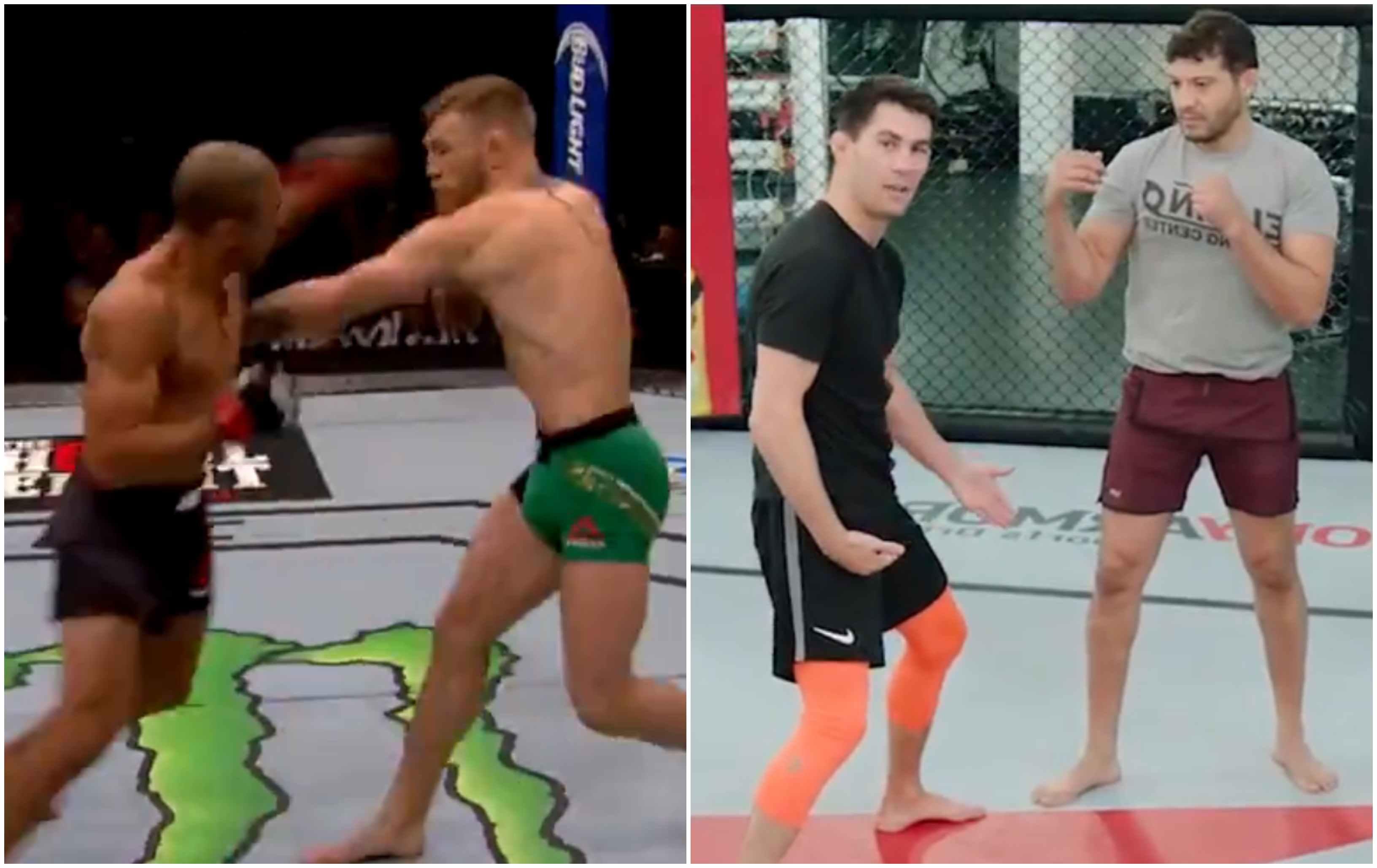 UFC News: Dominick Cruz breaks down Conor McGregor's KO of Jose Aldo in the lead up to UFC 246 - Cruz