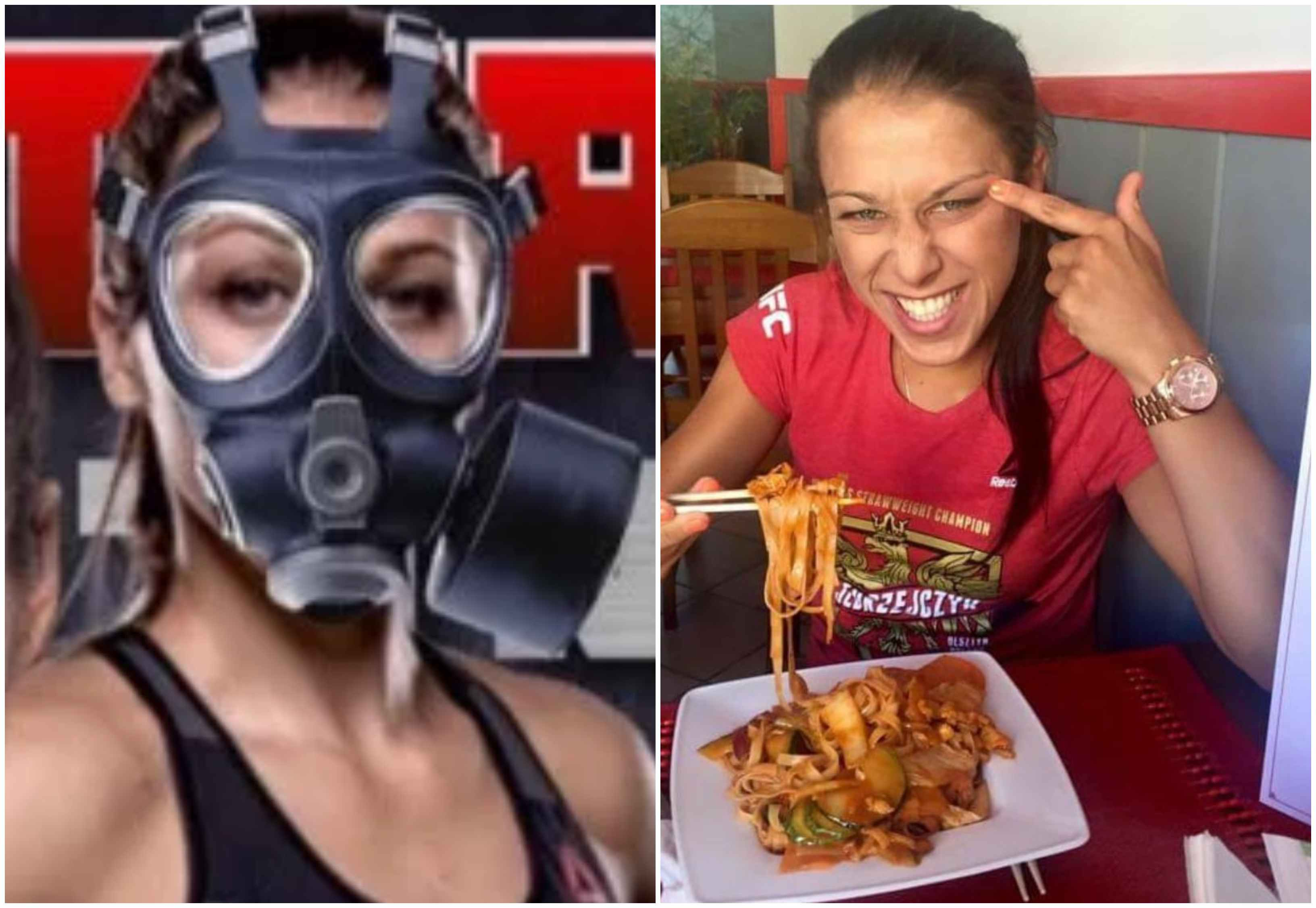 UFC News: Joanna Jedrzejczyk posts racially provocative content then apologises to Weili Zhang about it - Weili Zhang