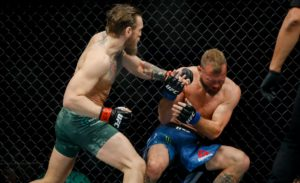 UFC: Twitter reacts to Conor McGregor's 40 second evisceration of Cowboy Cerrone - McGregor