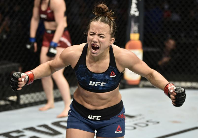 UFC News: Maycee Barber confident after 'best camp' for UFC 246 fight - Maycee