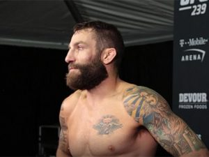 Michael Chiesa sets his sights on Colby Covington after RDA win - Michael Chiesa