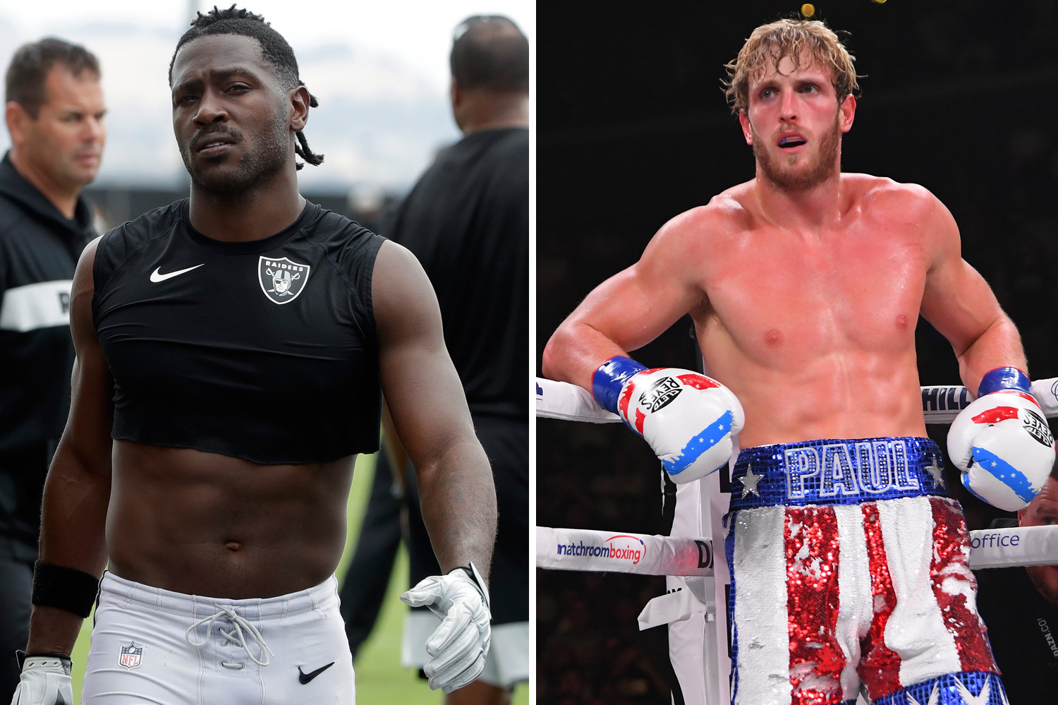 3 potential celebrity boxing matches - Boxing