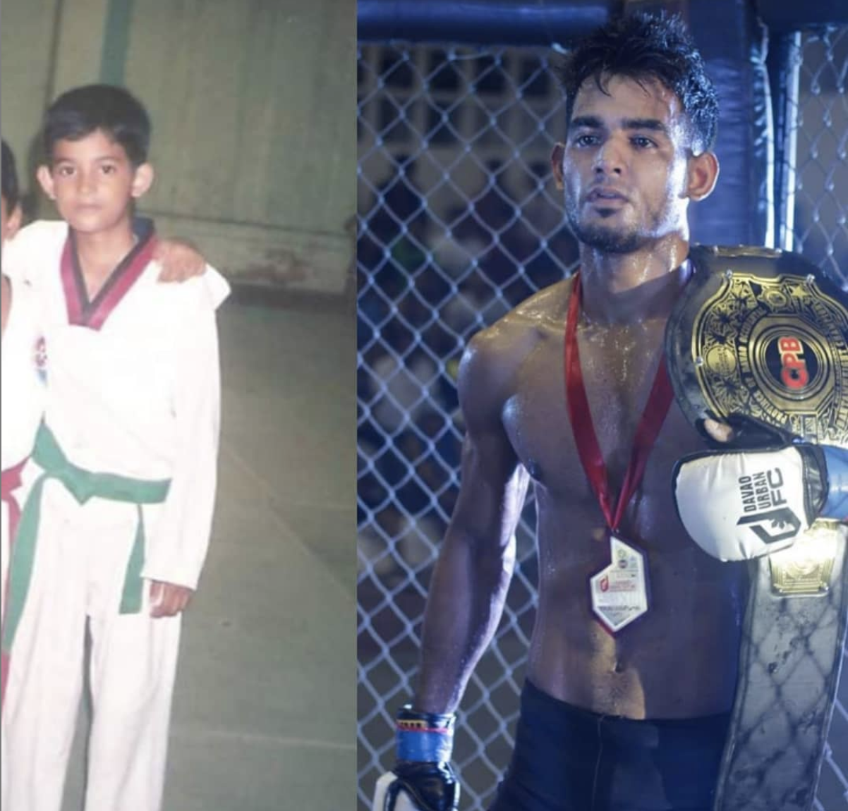 Friday Fighter of the Week: Punyajit Likharu - Indonesia