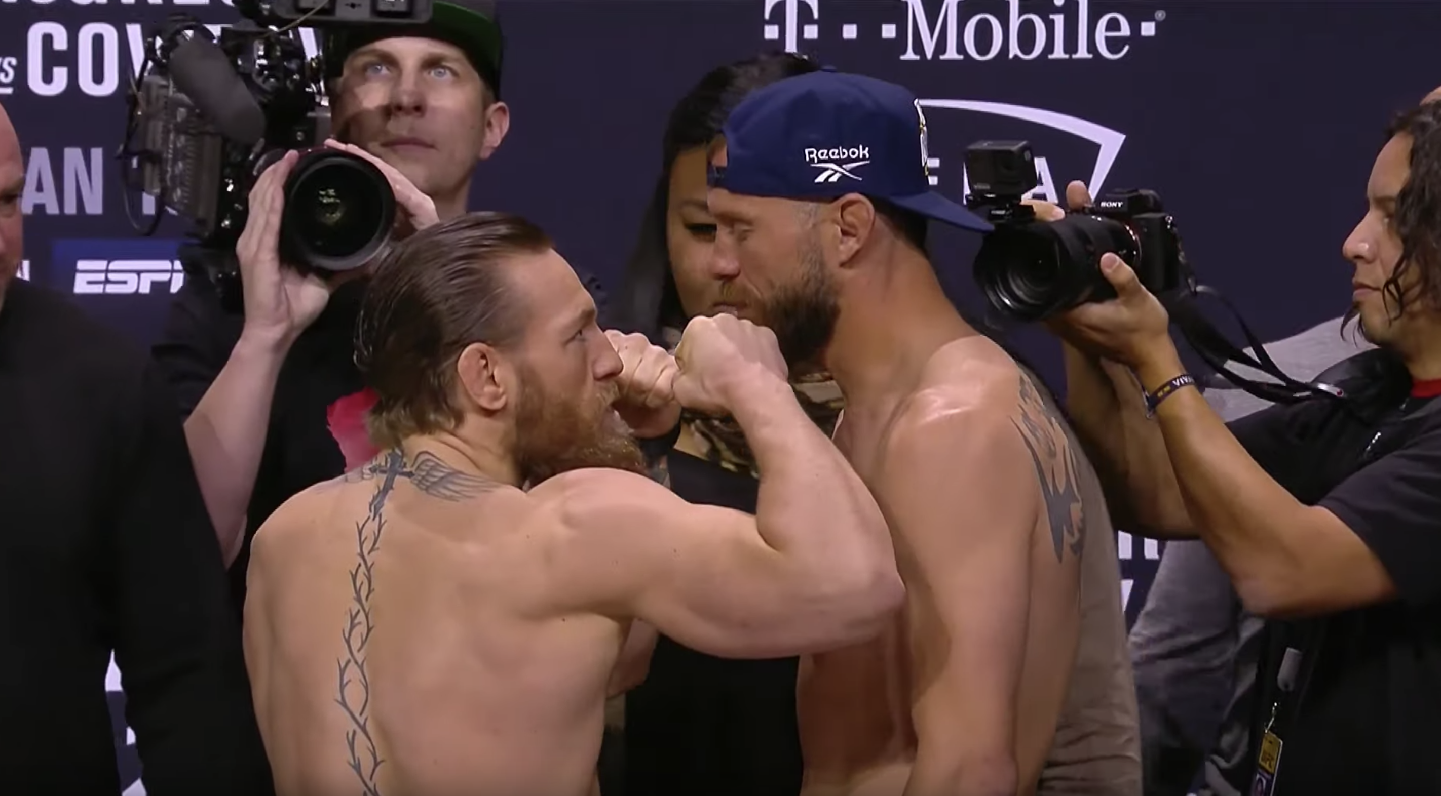 Watch UFC 246 featuring Conor McGregor and Donald Cerrone - Las Vegas