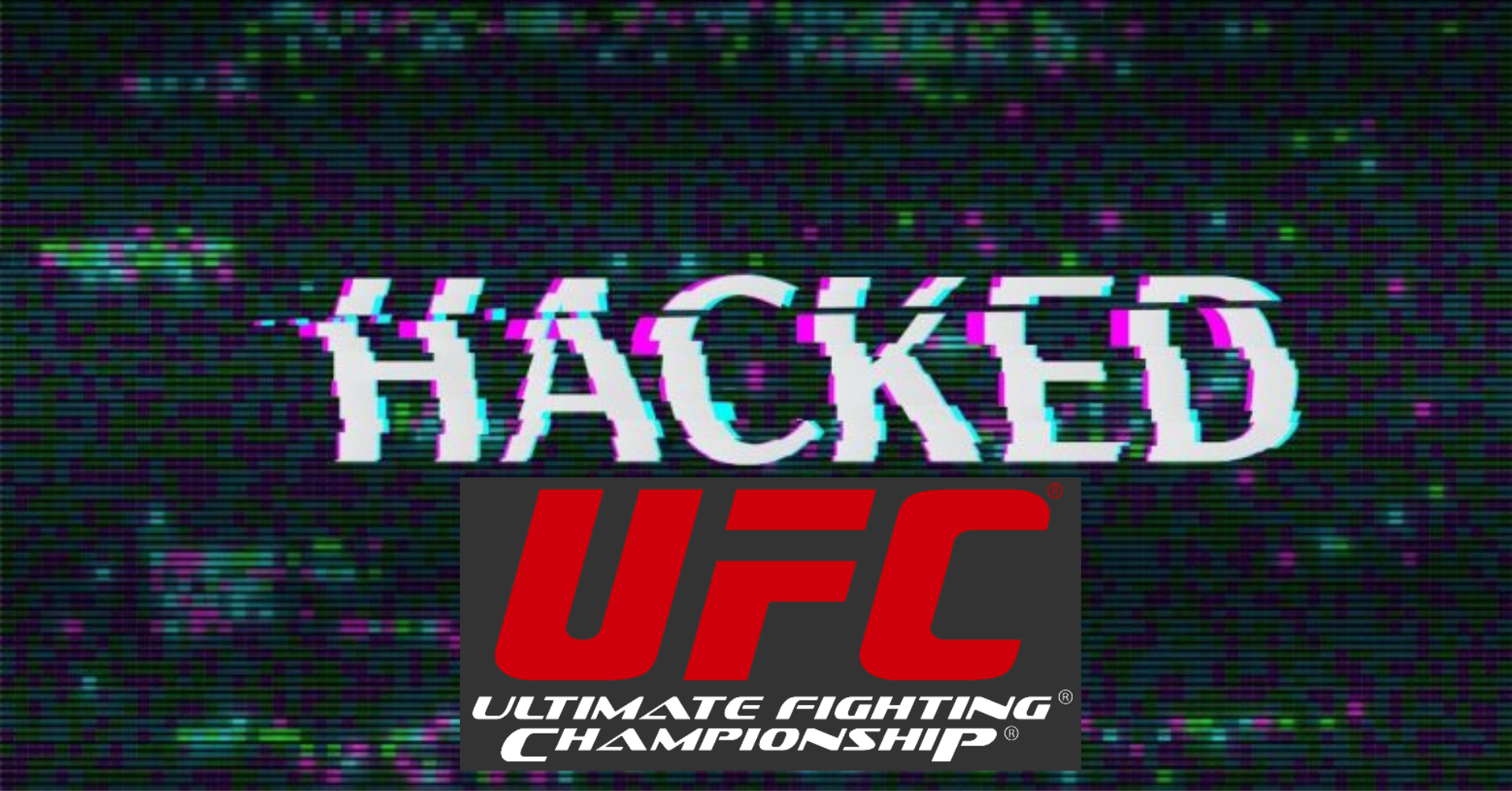 UFC News: A security agency hacks UFC's IG and Twitter accounts to ask for a job! - hacked