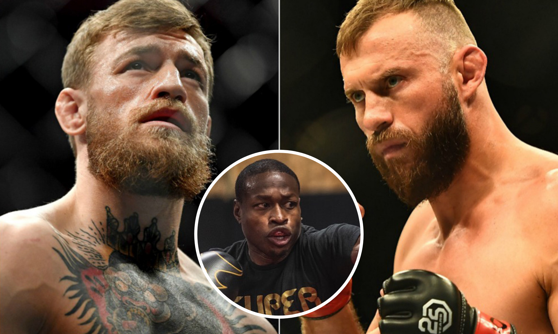 Donald Cerrone's coach on Conor McGregor: If we stay away from that left hand, it's going to be a short night! - Donald Cerrone's coach