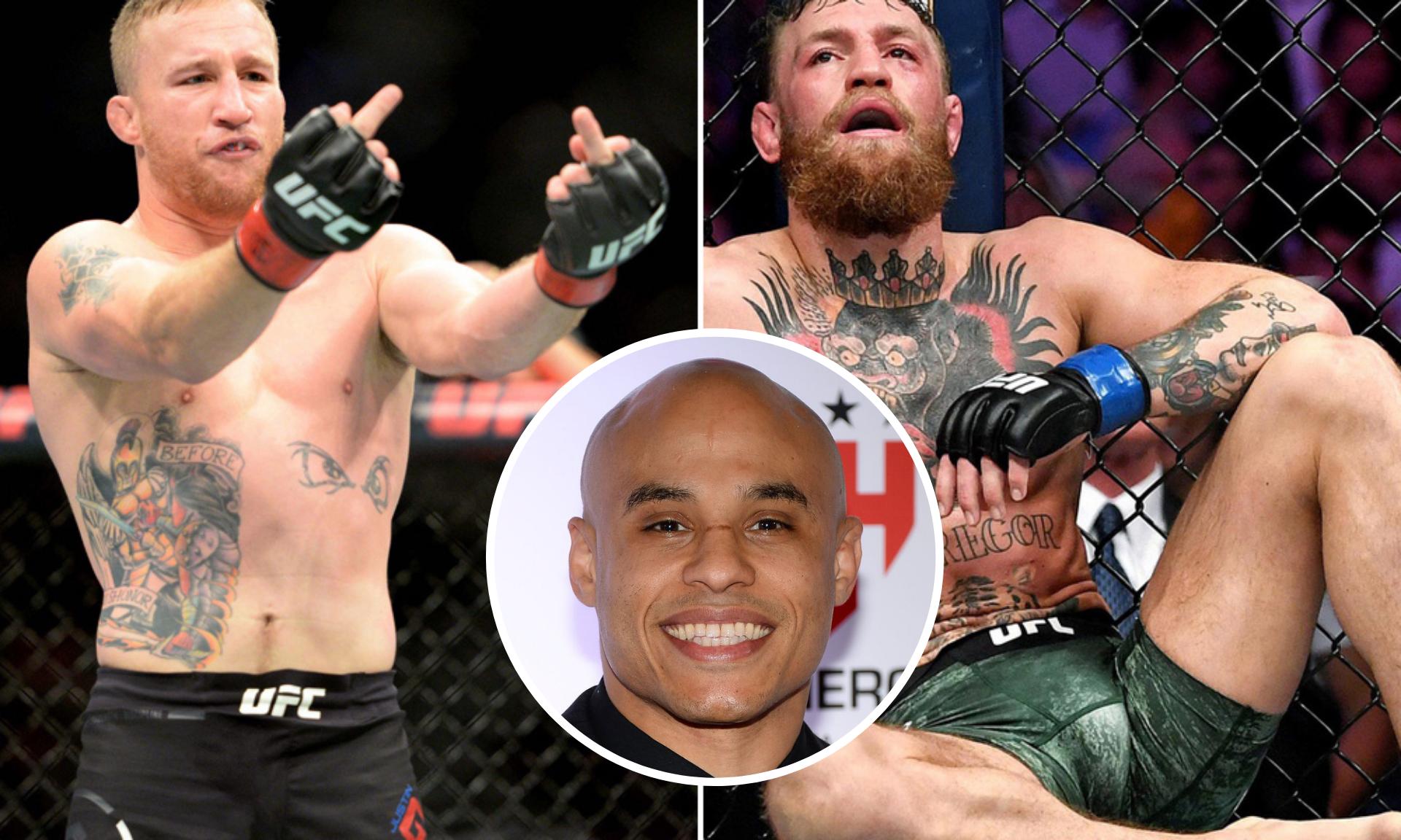Ali Abdelaziz: Conor McGregor is a quitter; Gaethje will 'beat his a**' - Ali