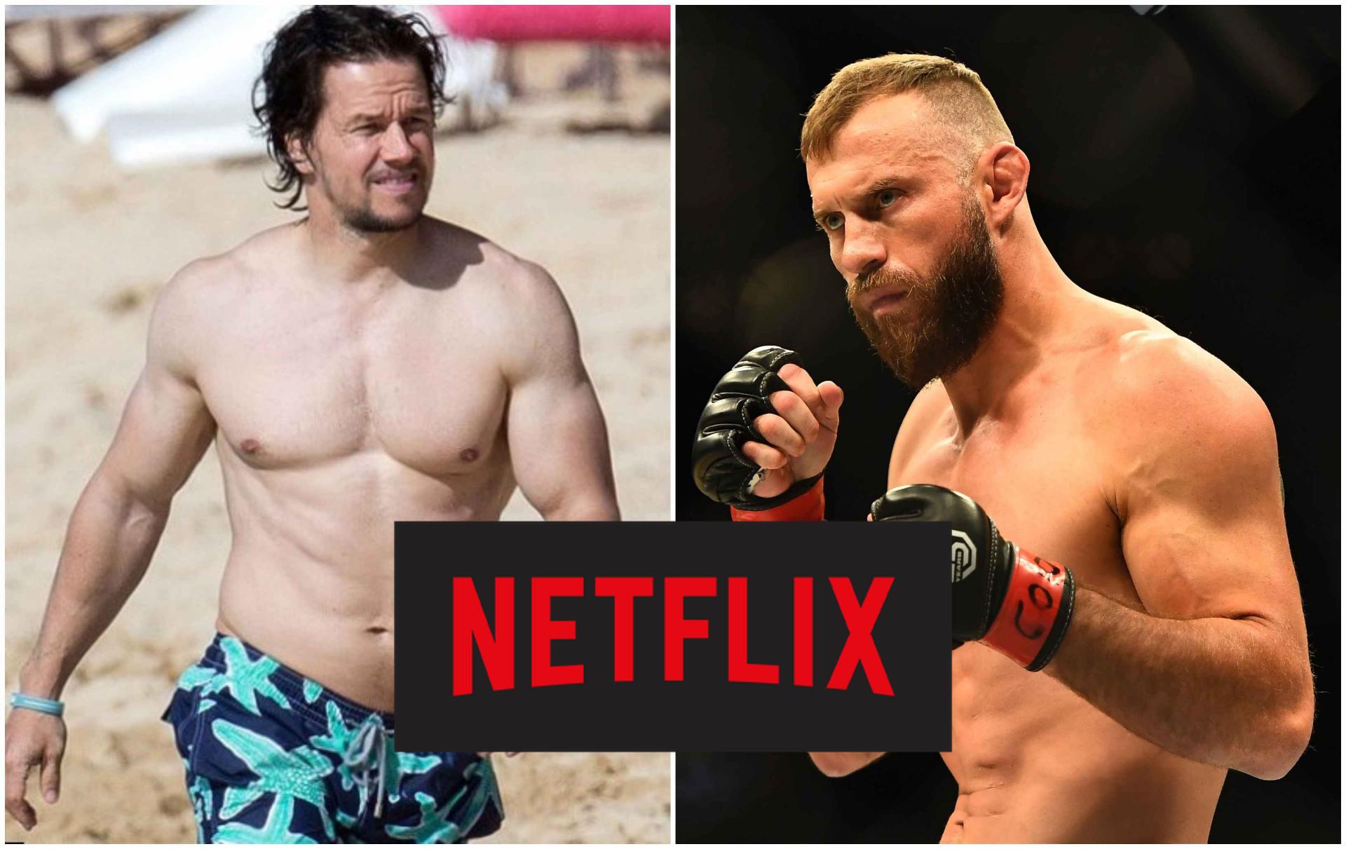 Cowboy starring in Netflix special alongside Mark Wahlberg - Mark